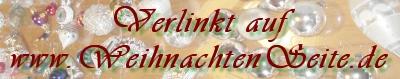 Verlinkt auf www.WeihnachtenSeite.de