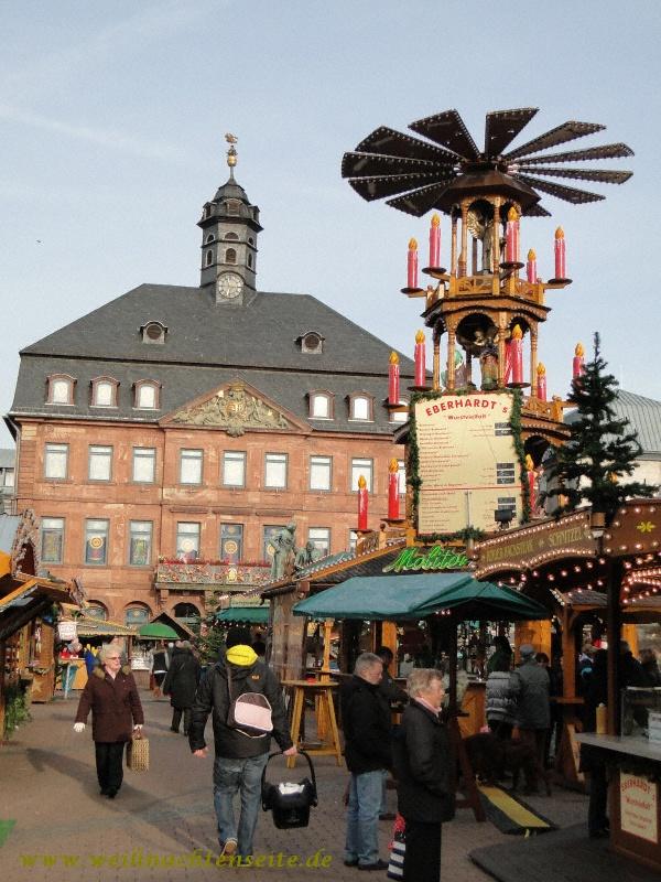 Weihnachtsmarkt Hanau.Weihnachten Www Weihnachtenseite De Hanau Im Advent