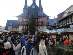 Weihnachtsmarkt Wernigerode In Den Höfen.Weihnachten Www Weihnachtenseite De Advent Im Harz